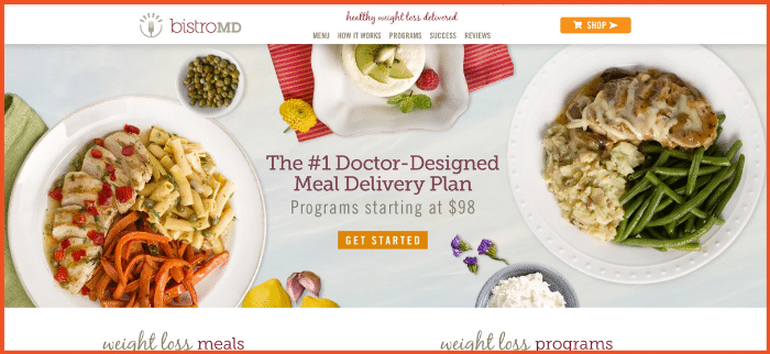 Bistro MD Weight Loss Affiliate Program