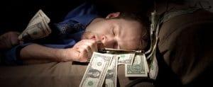 making money in your sleep