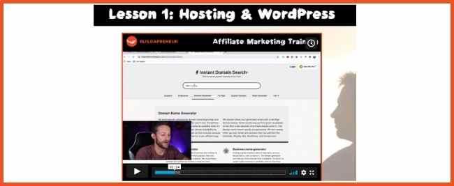 Making money in your sleep - Create an affliate marketing blog