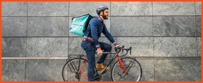 Become A Delivery Rider